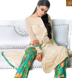 FROM THE HOUSE  OF STYLISH BAZAAR FASCINATING WELL CRAFTED PARTY WEAR SALWAAR STYYE KMSH6036