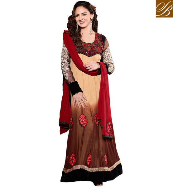 ESHA DEOL SHADED ANARKALI RTVER6091