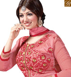 BROUGHT TO YOU BY STYLISH BAZAAR CRITICALLY ACCLAIMED MOVIE DOR FAME AYESHA TAKIA IN EXQUISITE DESIGNER SALWAAR SUIT VDAYE6109
