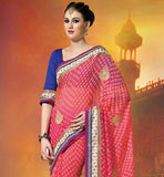 LATEST SAREE DESIGN HAS THE ABSTRACT WEAVING ON WHOLE FABRIC  JUTE & SILK FABRIC ONLINE SAREE SHOPPING