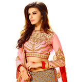 FULL HEAVY WORK PREMIUM BRIDAL LEHENGA CHOLI