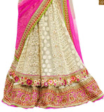 BROUGHT TO YOU BY STYLISH BAZAAR ELOQUENT HEAVILY EMBROIDERED 3 PIECE BRIDAL LEHENGA CHOLI RTHYD6800