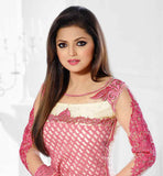 MADHUBALA DRASHTI DHAMI PARTY WEAR DRESS WITH MATCHING SALWAR AND DUPATTA