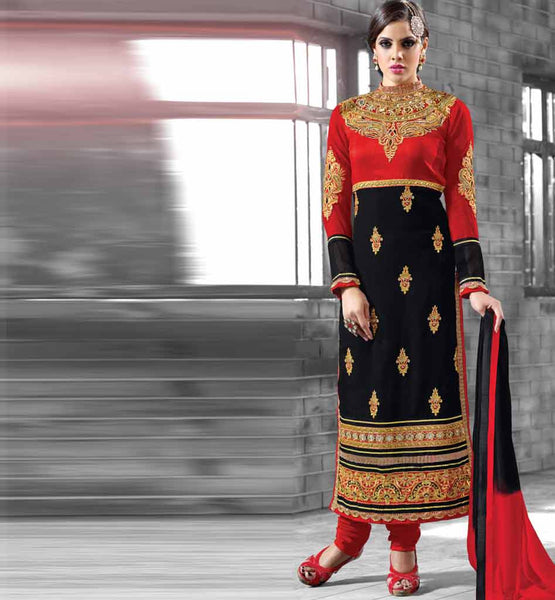 CHURIDAR SALWAR STRAIGHT CUT LONG KAMEEZ BEST PRICE WEBSITE STORE