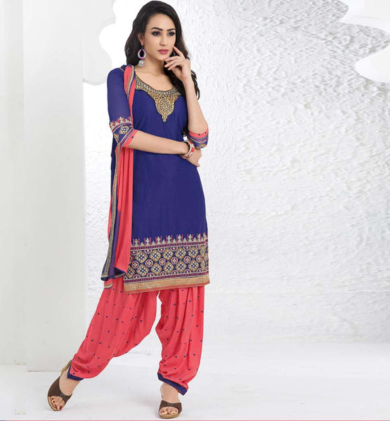 PATIALA SALWAR SUITS ONLINE SHOPPING