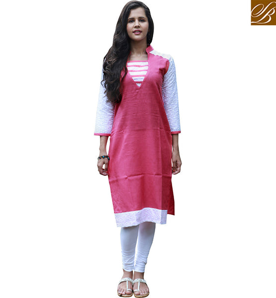 PLEASING PARTY WEAR KURTI DESIGN VDSUH7002 BY STYLISH BAZAAR