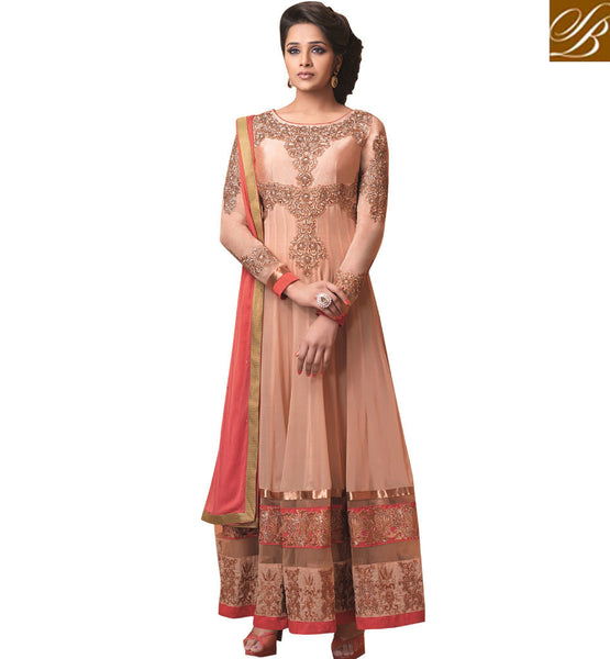 sale on anarkali dresses