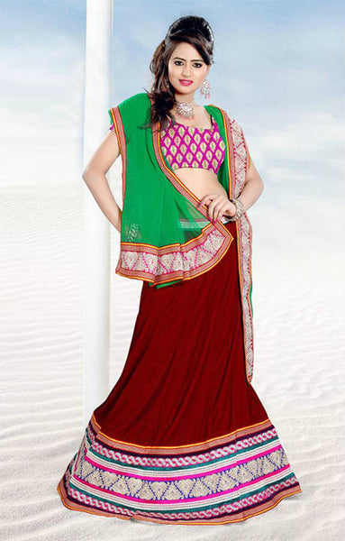 indian lehenga choli dress up games