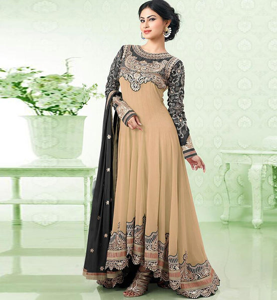 BEAUTIFUL ANARKALI SALWAR KAMEEZ NAAZ 7005B OCCASION WEAR DRESS STYLSIHBAZAAAR NAAZ 7005 NEW COLOR