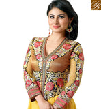 heavy anarkali suits online india