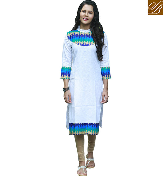 BROUGHT TO YOU BY STYLISH BAZAAR LOVELY DESIGNE KURTI FOR PARTIES VDSUH7013