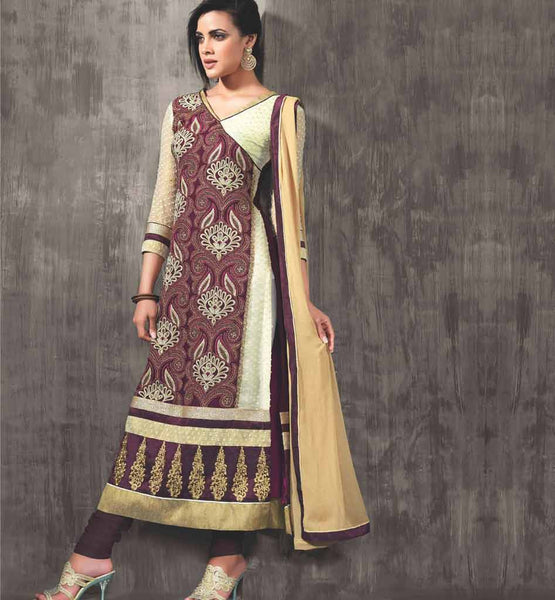 ATTRACTIVE PARTY WEAR SALWAR SUIT VDAAN7030