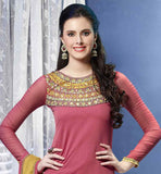 new fashion straight salwar suit for women