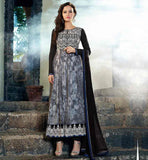 PARTY WEAR PRINTED ANARKALI SALWAR KAMEEZ SUITS ONLINE BUYING INDIA