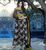 TRENDY PARTY WEAR ANARKALI SALWAR KAMEEZ SUITS ONLINE SHOPPING INDIA