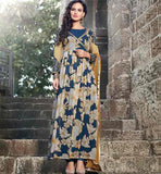 PAKISTANI STYLE DESIGNER PARTY WEAR ANARKALI SALWAR KAMEEZ SUITS