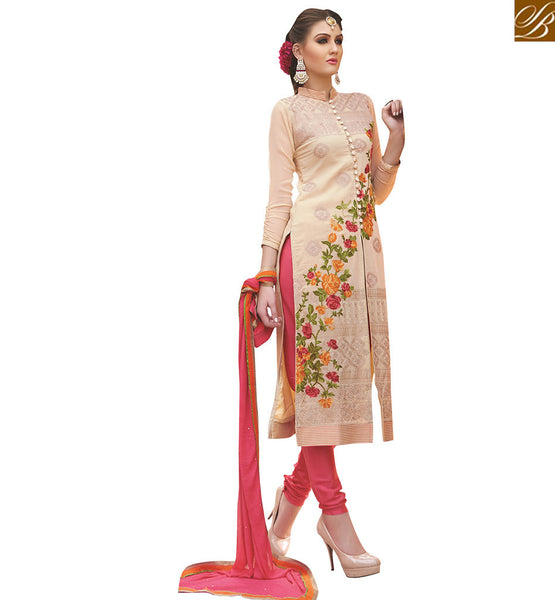STYLISH BAZAAR  SIMPLE YET SOPHISTICATED PAKISTANI STYLE SALWAR KAMEEZ DESIGNER WEAR VDNIM705