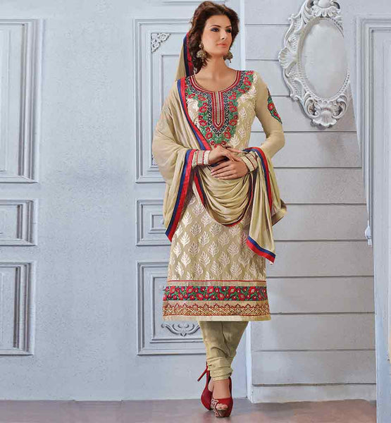 STRAIGHT CUT DESIGN PARTY WEAR SALWAR KAMEEZ ONLINE SHOPPING IN INDIA