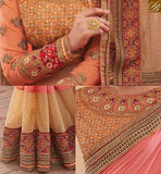 FROM THE HOUSE OF STYLISH BAZAAR PRETTY SARI BLOUSE DESIGN ESPECIALLY FOR WEDDINGS AND PARTIES RTHYT7201