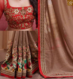 BROUGHT TO YOU BY STYLISH BAZAAR CAPTIVATING DESIGNER SAREE BLOUSE FOR SPECIAL EVENTS RTHYT7209