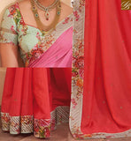 FROM THE HOUSE STYLISH BAZAAR ALLURING SARI BLOUSE DESIGNS FOR ALL OCCASIONS RTHYT7214