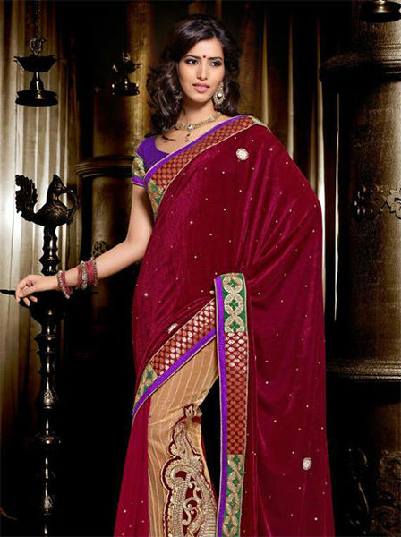 cheap wedding wear sarees online shopping