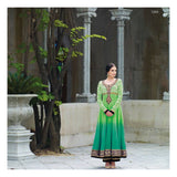 Indian Parties/ Wedding Designer Anarkali Suit 1384