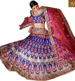PREMIUM EMBROIDERY DESIGN GHAGHRA CHOLI RTMRR7308 BY A STYLISH BAZAAR PRESENTATION