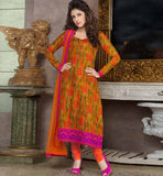 BEWITCHING PURE COTTON PRINTED OFFICE WEAR DRESS MATERIAL RTAA7339B