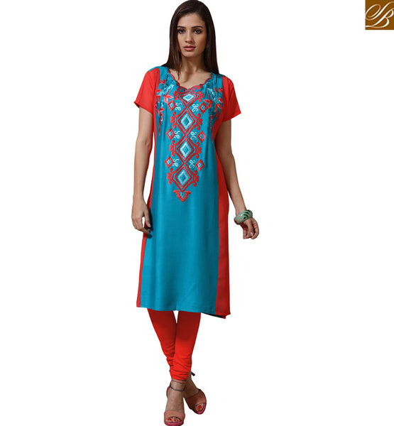 LOVELY KURTI DESIGN FOR PARTIES VNJHI7559