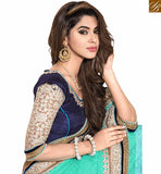 STYLISH BAZAAR ELEGANT DESIGNER EMBROIDERED SAREE DESIGN VDSNZ7563