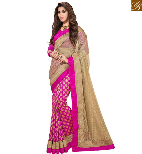 GOOD-LOOKING DESIGNER SARI FOR PARTIES VDSNZ7571 BY STYLISH BAZAAR