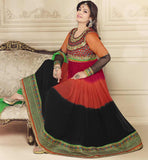 Latest bollywood designer Ravina Tandon Anarkali dress