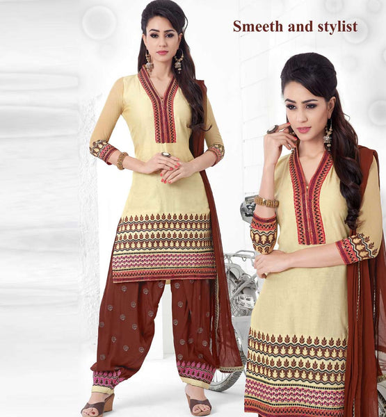 PUNJABI PATIALA SALWAR KAMEEZ SUITS