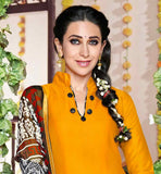 HOT BOLLYWOOD CELEBRITY KARISMA KAPOOR PATIALA SUIT