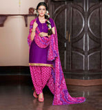 DESIGNER PUNJABI SUITS BOUTIQUE WOMEN'S PATIALA DRESSES PATTERNS
