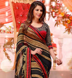 karishma kotak from bigg boss in saree