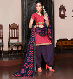 EVER STYLISH LATEST PATIALA SUITS STYLE PUNJABI SALWAR KAMEEZ DRESS