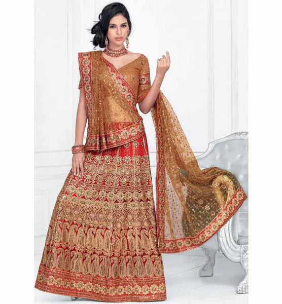 SIZZLING  DESIGNER BRIDAL LEHENGA CHOLI RTXL8012C - stylishbazaar - bridal dresses online, Lehenga Choli Online,online shopping for wedding Lehenga Choli, Shop Online for Bridal Lehenga Choli,Designer Bridal Leheng Choli Collection