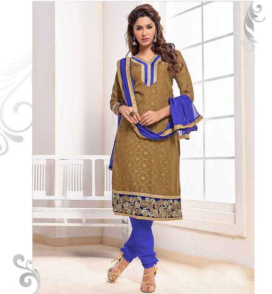 STYLISH BAZAAR WOMEN'S JACQUARD OFFICE WEAR SALWAR SUIT COLLECTION