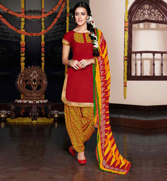 EVER STYLISH PATIALA SUIT DESIGN OF PANJABI SALWAR SUIT STYLE 2015