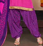 EVER STYLISH PUNJABI SUIT DESIGN OF PATIALA  SALWAR KAMEEZ NEW PATTERN