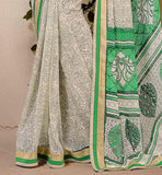 CREATE-A-LASTING-IMPRESSION-ON-YOUR-ONLOOKER-BY-WEARING-THIS-PRINTED--SARI.-UNIQUE-CHOLI-GIVES-IT-A-DISTINCTIVE-LOOK-INDIAN-SAREE-DESIGNS-WITH-TRENDY-LOOKING-BLOUSES-COLLECTION