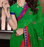 half saree online shopping india