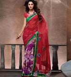 Georgette saree online shopping india