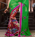 Printed Sarees Online Shopping below Rs. 2000