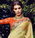 wedding sarees and jewellery