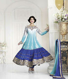 Jacquline Fernandez Shaded Anarkali dress