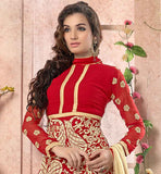 party wear salwar kameez online shopping with palazzo bottom