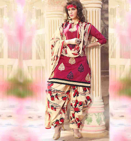 PUNJABI SUITS DAILY WEAR SALWAR KAMEEZ FOR WOMEN AT REASONABLE RATES